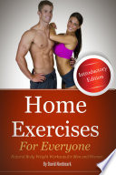 Home Exercises For Everyone  Introductory Edition