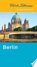 Rick Steves Snapshot Berlin book