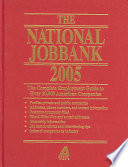 The National JobBank 2005