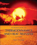 Introduction to Thermodynamics and Heat Transfer   EES Software