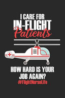 I Care For In Flight Patients