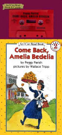 Come Back  Amelia Bedelia Book and Tape
