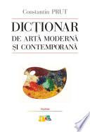Dicţionar de artă modernă şi contemporană