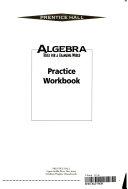 Prentice Hall Algebra
