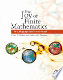 The Joy Of Finite Mathematics : math teaches students basic finite...