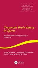 Traumatic Brain Injury in Sports
