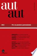 Aut Aut 354