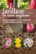 illustration Jardiner en terre argileuse