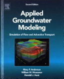 Applied groundwater modeling : simulation of flow and advective transport /