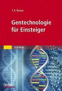 Gentechnologie für Einsteiger