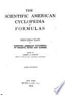 The Scientific American Cyclopedia of Formulas