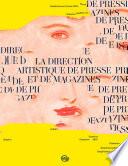 illustration du livre Graphisme en France 2015