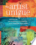 The Artist Unique book