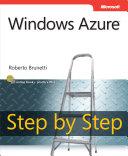 Windows AzureTM Step by Step