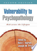 Vulnerability to Psychopathology  Second Edition