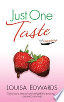 Ebook Just One Taste Epub Louisa Edwards Apps Read Mobile