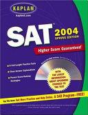 Kaplan Sat 2004 Book PDF