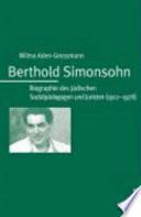 Berthold Simonsohn