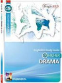 Brightred Study Guide CfE Higher Drama