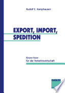 Export  Import  Spedition