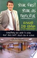 Your First Year as Principal