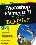Photoshop Elements 11 All in One For Dummies