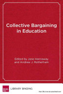 Collective bargaining in education