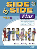 Side by Side Plus 1 Book and EText with CD