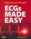 Online ECG Companion for Ecgs Made Easy Textbook and Pocket Reference  Access Code  Textbook  and Pocket Reference Package