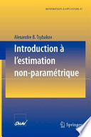 illustration Introduction à l'estimation non paramétrique
