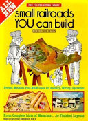 """Small Railroads You Can Build"" Cover"