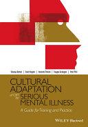 download ebook cultural adaptation of cbt for serious mental illness pdf epub
