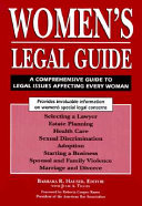 Women's legal guide