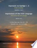 Impreasin na Gaeilge I     Z