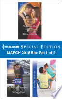 Harlequin Special Edition March 2018 Box Set 1 Of 2 : great price, available now! these are...