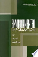 Environmental Information for Naval Warfare