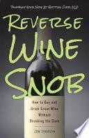 Book Reverse Wine Snob