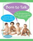 Born to Talk Book