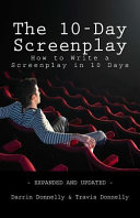 The 10 Day Screenplay