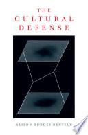 The Cultural Defense