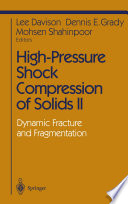 High Pressure Shock Compression of Solids II