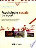 Psychologie sociale du sport