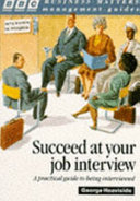 Succeed at Your Job Interview