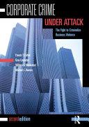 Corporate Crime Under Attack Book
