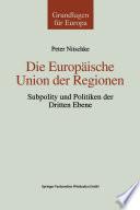 Die Europäische Union der Regionen