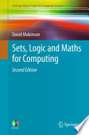 Sets  Logic and Maths for Computing