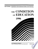 The Condition of Education  1996