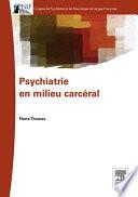 illustration Psychiatrie en milieu carcéral