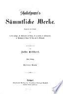 Shakespeare s s  mmtliche Werke0
