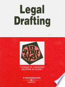 Legal Drafting in a Nutshell  3d